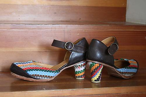 Bath Rug shoes