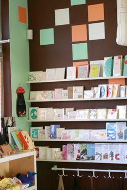 Relish card corner