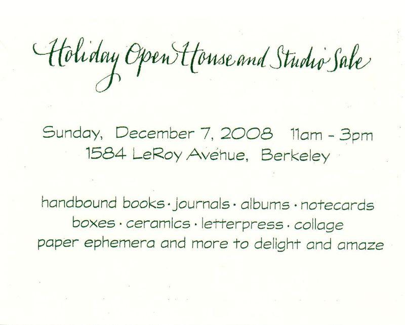 Berkeley Holiday show