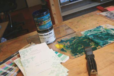 Susan- Ink mixing